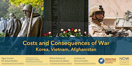 Costs and Consequences of War Session 1: Geopolitical, Economic, and Social tickets