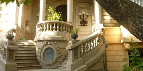 """Villa  Devoto """"un jardín en la ciudad"""" entradas"""
