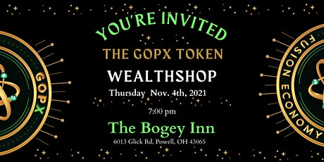GOPX - WealthShop - Columbus tickets