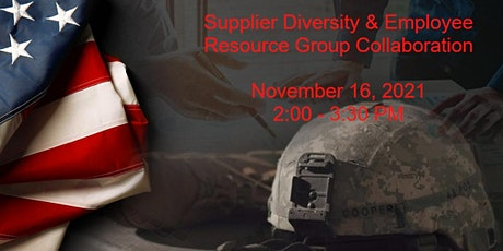 Supplier Diversity & Employee Resources Group Collaboration tickets