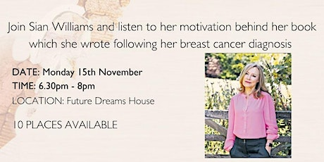 Rise book event with Sian Williams tickets
