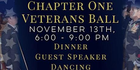 Chapter One Veterans Ball tickets