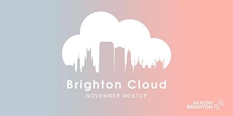 Brighton Cloud: November Meetup tickets