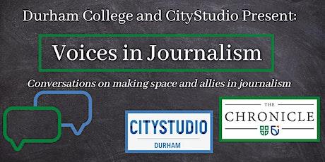 Voices in Journalism tickets