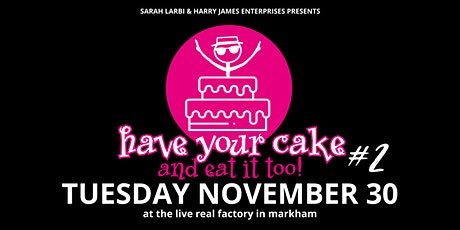 Have your cake and eat it too! Health, wealth and time for self! tickets