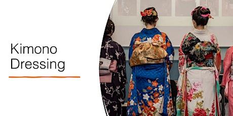Japanese Kimono Workshop tickets