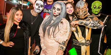 Selina Rooftop Halloween Party 2021 tickets