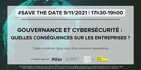 Gouvernance & Cybersécurité : Quelles conséquences pour les entreprises ? billets