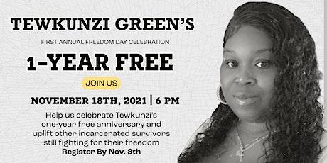 Tewkunzi Green Freedom Day Celebration tickets