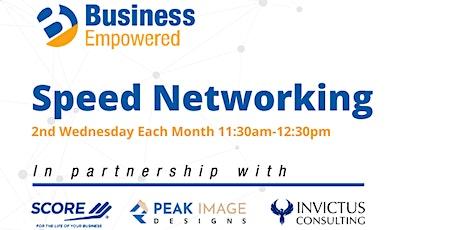 Empowered Speed Networking tickets