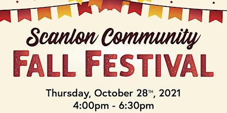 Scanlon Community Fall Festival tickets