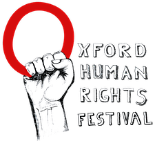 Oxford Human Rights Festival logo