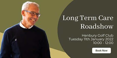 Long Term Care Planning Roadshow tickets