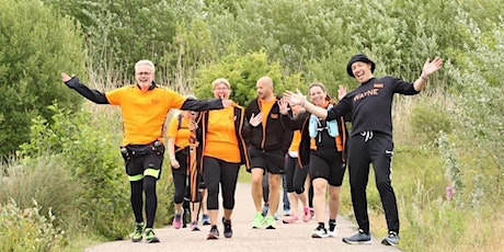 Swad Joggers walking & running group sessions - Thursday  4/11/21 tickets