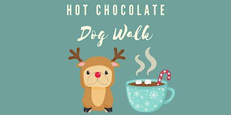 Holiday Hot Chocolate Dog Walk tickets