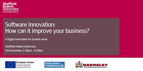 Software Innovation: How can it improve your business? tickets