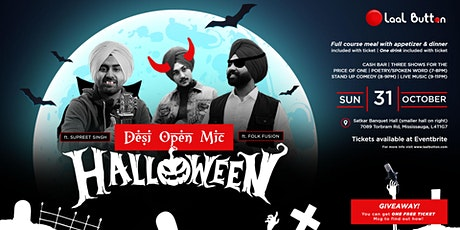 Desi Open Mic - A variety Show tickets