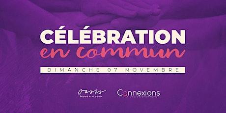 Célébration en commun du Dimanche 07 Novembre - Oasis Église Rive-Sud tickets