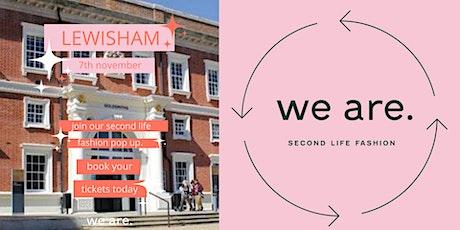 we are. Vintage Kilo Pop-Up - Lewisham - South-East London tickets