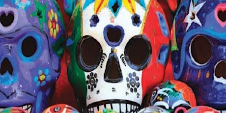 In honor and celebration of Día de los Muertos tickets