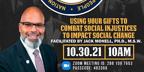 The Winston-Salem Branch of the NAACP  Presents: Social Justice Level Up tickets