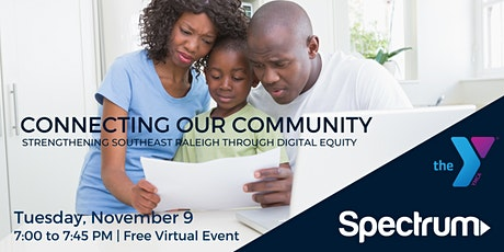 Connecting Our Community: Digital Equity in Southeast Raleigh tickets
