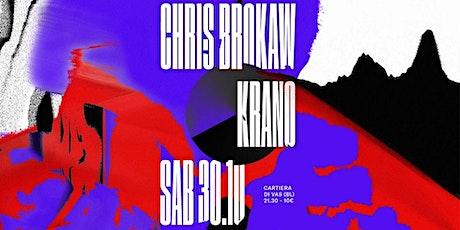 Chris Brokaw + Krano Live in Cartiera di  Vas tickets
