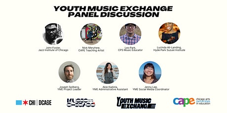 DCASE YOCM: Youth Music Exchange Panel Discussion! tickets
