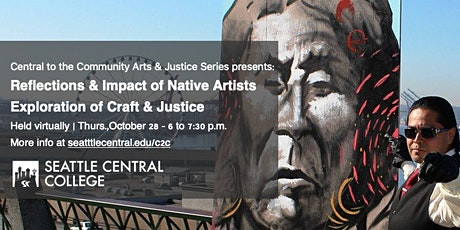Central 2 Community: Reflections on Indigenous Craft & Justice tickets