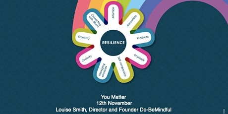 Resilience and Wellbeing Event for Senior Leaders - You Matter tickets