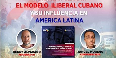 CLUB DE LA LIBERTAD - EVENTOS INTERNACIONALES - PRESENTACIÓN DEL LIBRO entradas