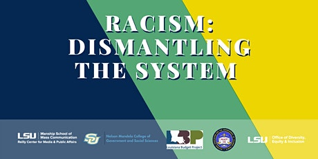 Racism: Dismantling the System tickets