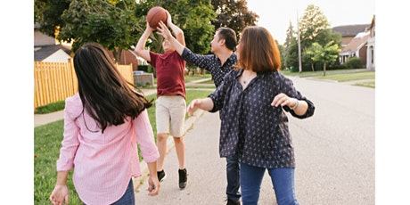 Connecting w/ Teens and Tweens: Building Blocks of Healthy Families tickets