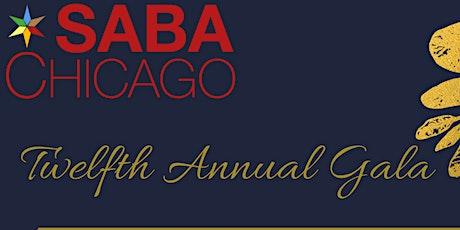SABA Chicago's 12th Annual Gala tickets