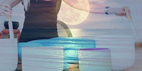 Full Moon SoundBath Journey with Danielle Hall tickets