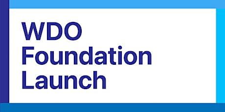 WDO Foundation Launch tickets