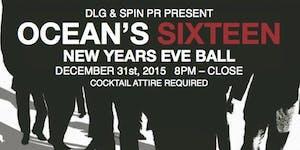 41 Ocean New Year's Eve Ball - Ocean's 16