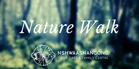 Nov 1 Nature Walk tickets