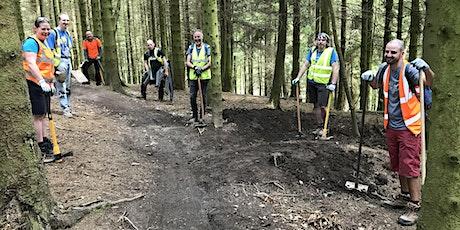 Trailfairies Volunteer Trailbuilding Session - Lower Gold Run, Innerleithen tickets