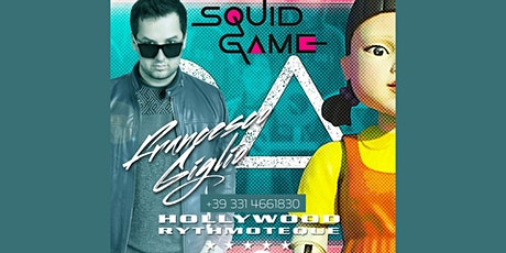 SQUID GAME HALLOWEEN @HOLLYWOOD MILANO tickets