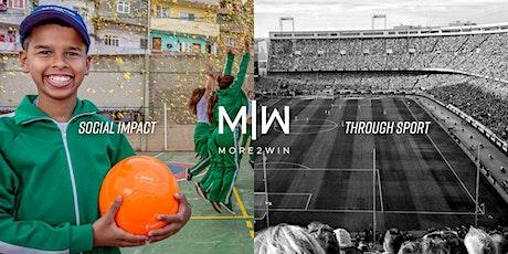 Masterclass 'Maatschappelijke impact door sport' tickets