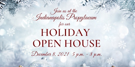 Propylaeum Holiday Open House tickets