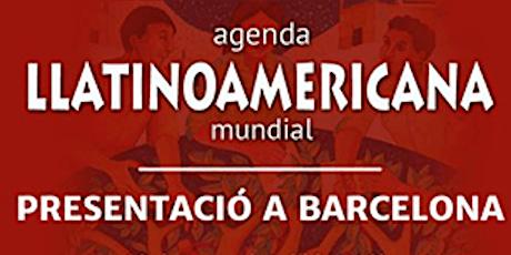 Presentación de la Agenda Latinoamericana Mundial 2021 entradas