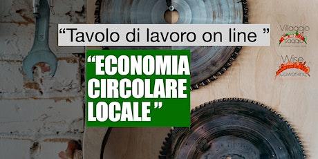 Tavoli di Economia Circolare Locale biglietti