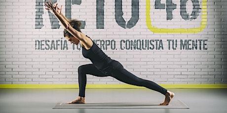 Clase de Pilates Online entradas