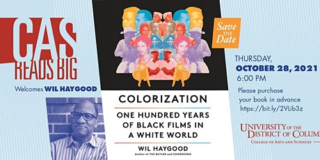 Colorization: One Hundred Years of Black Films in a White World tickets