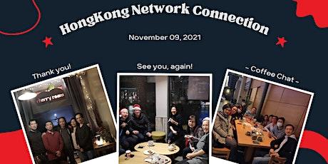 Hongkong Network Connection November tickets