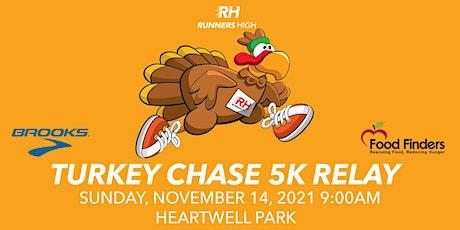Turkey Chase 5k Relay tickets