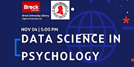Python for Psychology part 2: Data science tickets