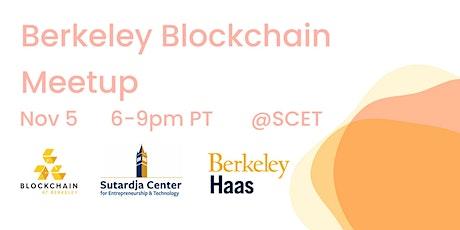 Berkeley Blockchain Meetup tickets